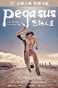 Pegasus (Feichi rensheng) movie poster