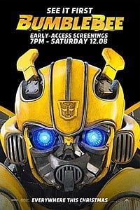 Bumblebee: Early Access Screening movie poster
