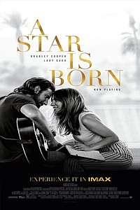 Star is Born: The IMAX 2D Experience movie poster