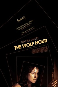 Wolf Hour movie poster
