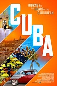 Cuba : Journey to the Heart of the Caribbean movie poster