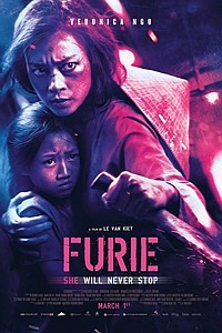 Furie (Hai Phuong) movie poster