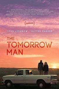 Tomorrow Man movie poster