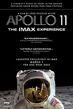 Apollo 11: The IMAX 2D Experience