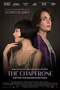 Chaperone movie poster