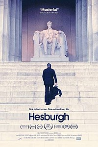 Hesburgh movie poster