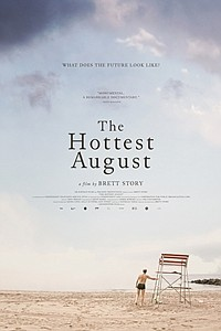Hottest August movie poster