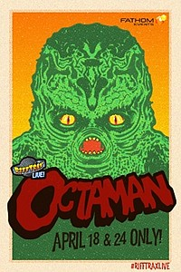 RiffTrax Live: Octaman movie poster