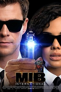 Men In Black: International - The IMAX 2D Experience movie poster