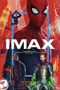 Spider-Man: Far From Home: The IMAX 2D Experience movie poster