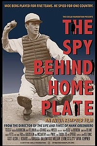 Spy Behind Home Plate movie poster