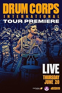 DCI 2019: Tour Premiere movie poster