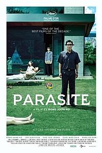 Parasite movie poster