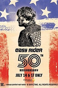 Easy Rider movie poster