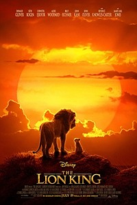 Lion King - An IMAX 3D Experience movie poster