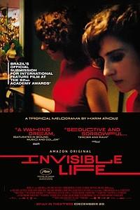 Invisible Life (A Vida Invisível) movie poster