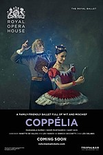 Royal Opera House: Coppélia