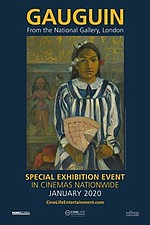 Gauguin: From the National Gallery, London