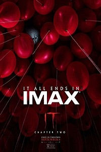 It Chapter Two: The IMAX 2D Experience movie poster