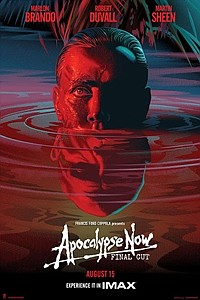 Apocalypse Now Final Cut: The IMAX 2D Experience movie poster