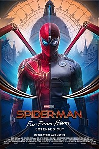 Spider-Man: Far From Home - Extended Cut movie poster