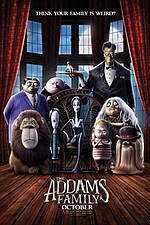 Addams Family in RealD 3D