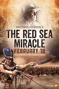 Patterns of Evidence: The Red Sea Miracle movie poster