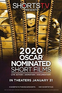 2020 Oscar Nominated Shorts - Animation movie poster