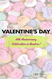 Valentine's Day 10th Anniversary Event 2020 movie poster