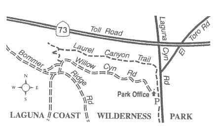Hike the Laurel Canyon loop in Orange County's new Laguna