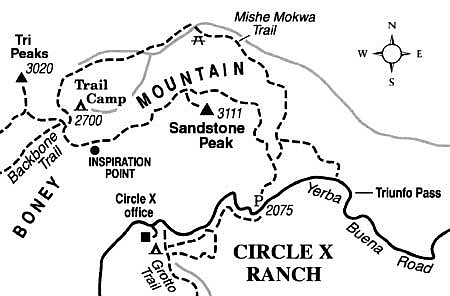 climb the highest summit of the santa monica mountains sandstone Resume Help ments