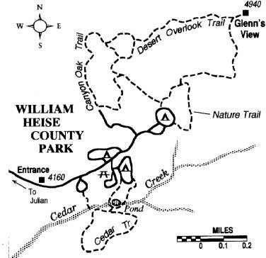 william heise county park a fine spot for camping and hiking near