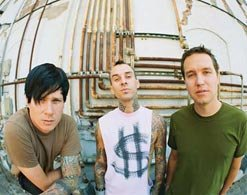 Blink-182, when they were younger