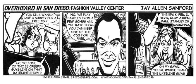 Fashion Valley Center