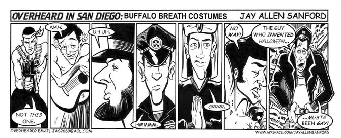Buffalo Breath Costumes