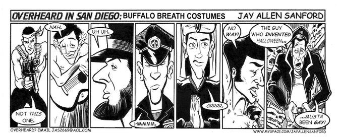 Buffalo Breath Costumes  sc 1 st  San Diego Reader & Photo: Buffalo Breath Costumes | San Diego Reader