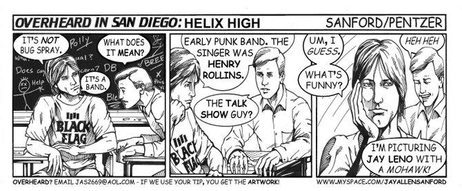 Helix High School