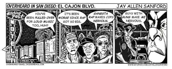 El Cajon Blvd.