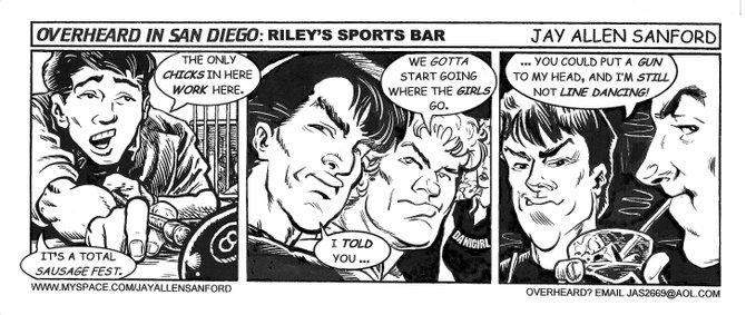 Riley's Sports Bar