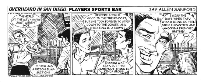 Players Sports Bar