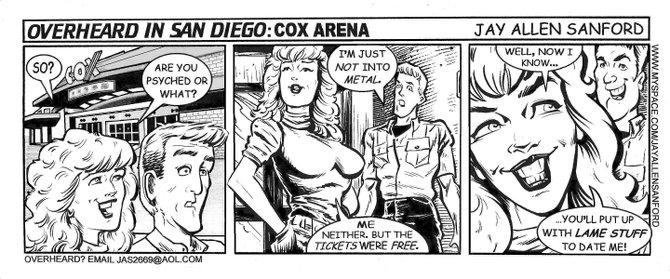 Cox Arena