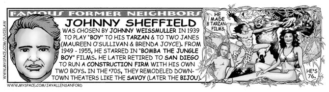 Johnny Shefield
