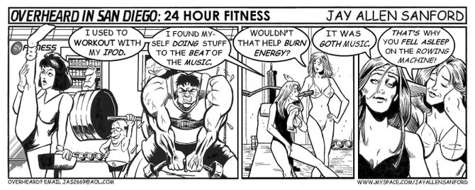 24-Hour Fitness
