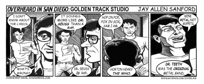 Golden Track Studio