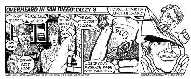 Dizzy's