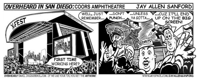 Coors Amphitheatre