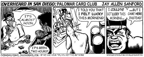 Palomar Card Club