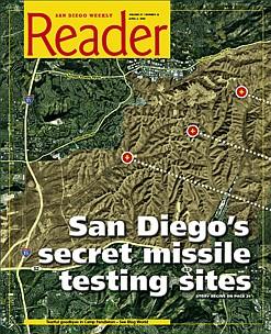 san diego\u0027s secret missile testing sites san diego reader