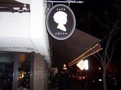 Cafe Chloe in East Village
