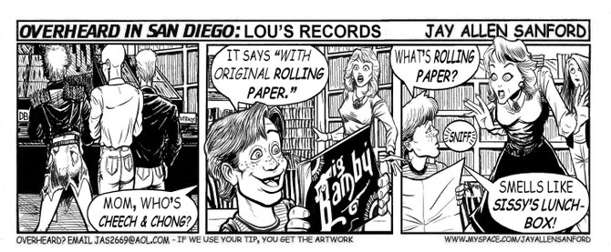 Lou's Records